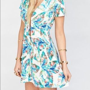 Show Me Your MuMu Ibiza Dress